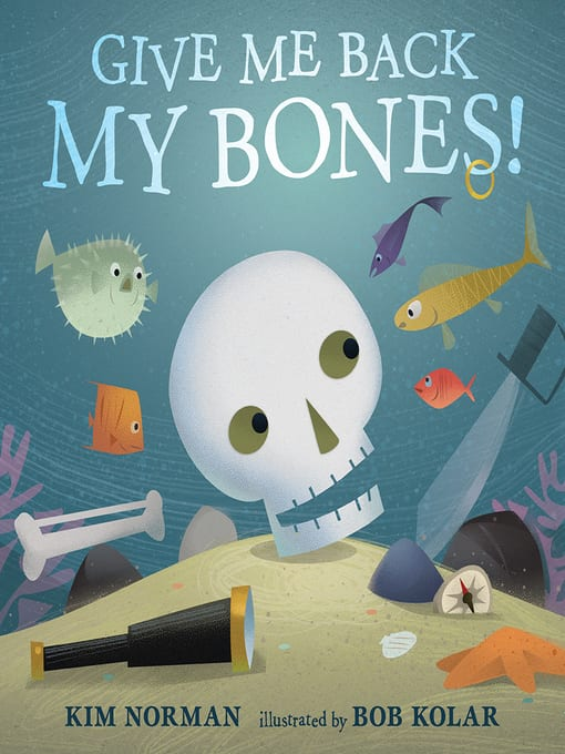 give me back my bones book cover image with link to catalog
