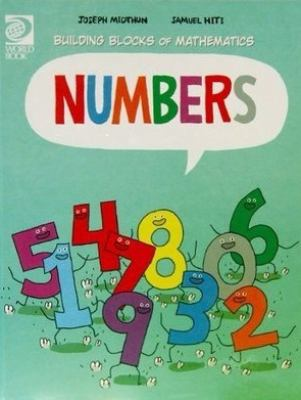 Building Blocks of Mathematics Numbers Book Cover Image
