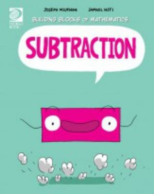 Building Blocks of Mathematics Subtraction Book Cover Image