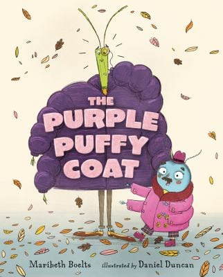 the purple puffy coat book cover image with link to catalog record