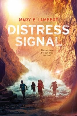 Book cover of Distress Signal by Mary Lambert