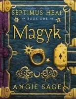 Book Cover of Magyk by Angie Sage