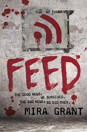 feed by mira grant book cover