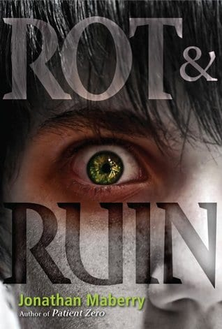 rot and ruin by jonathan maberry book cover