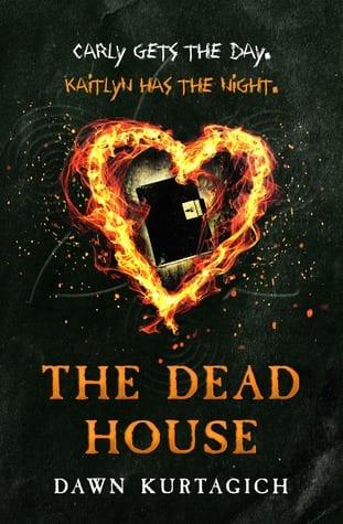 the dead house by dawn kurtagich book cover